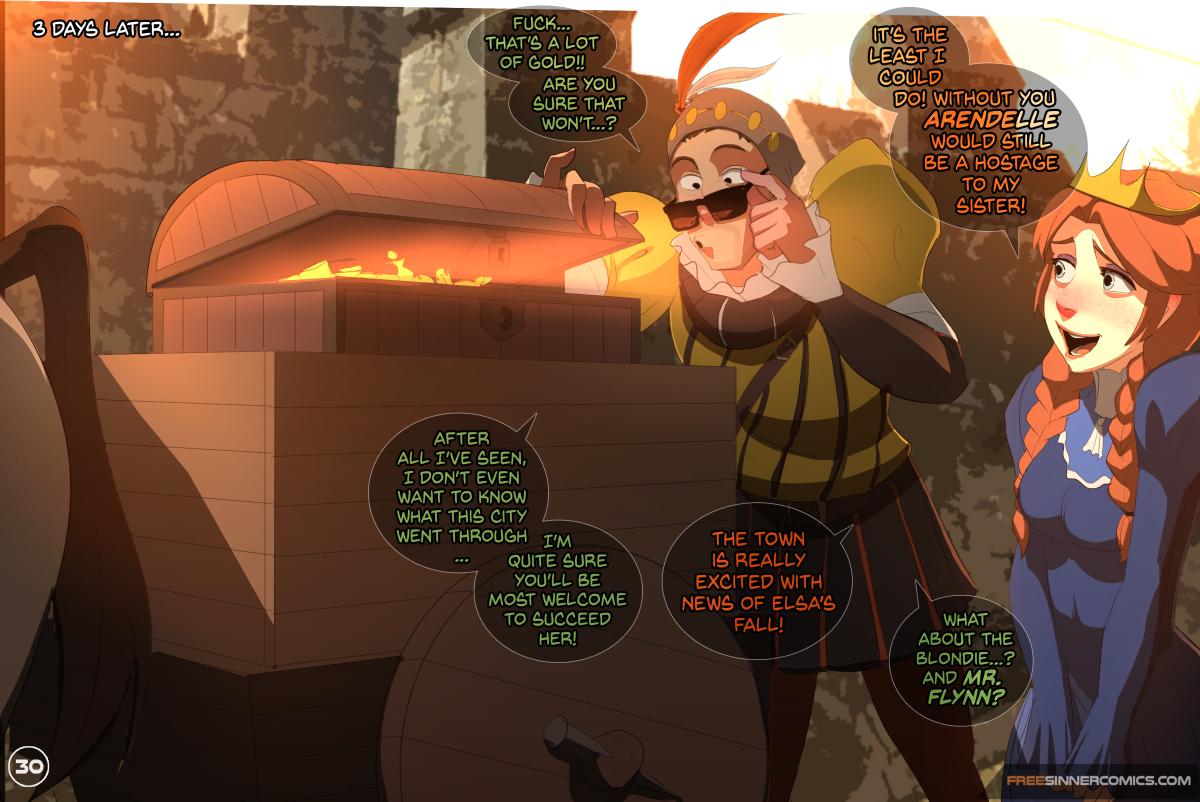 Elsa's dungeon part 3