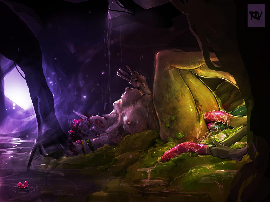 Fantasy comics