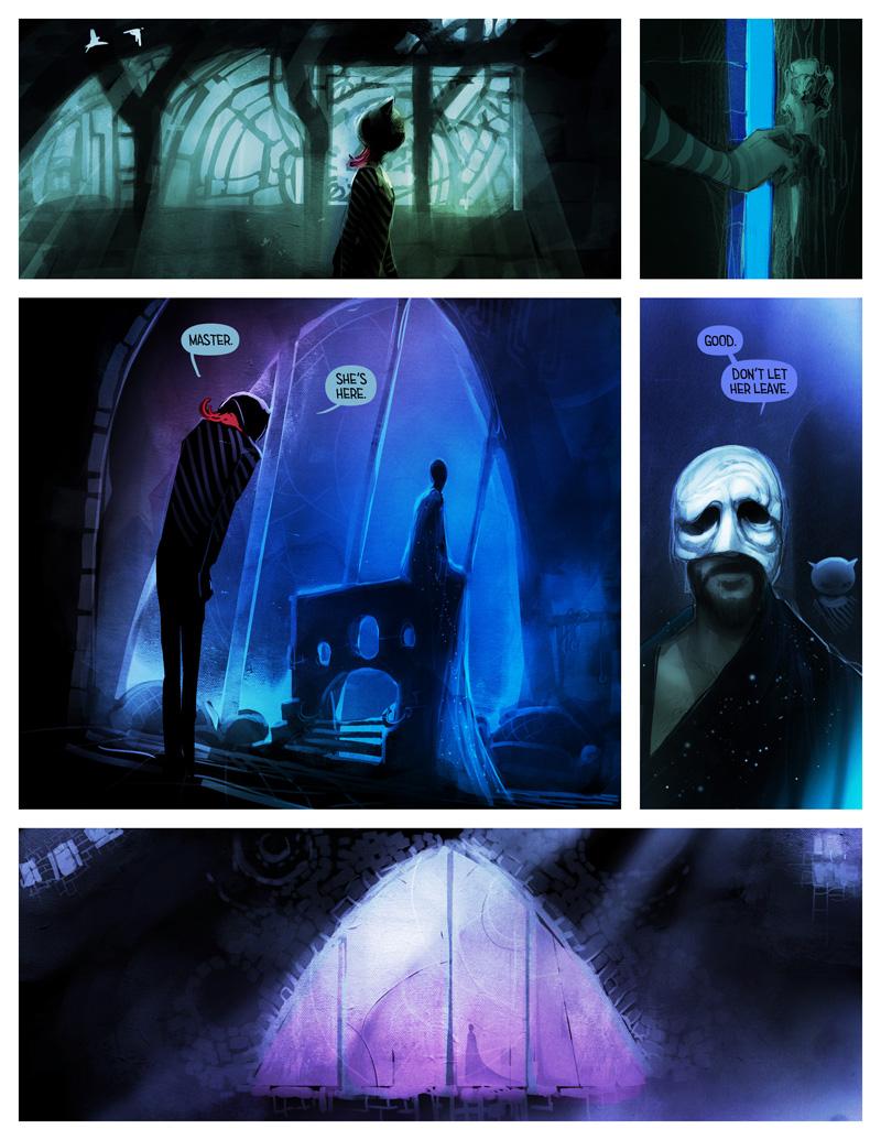Blue Halls (chapter 21)