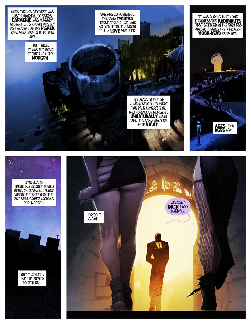 Carmenic (chapter 20)