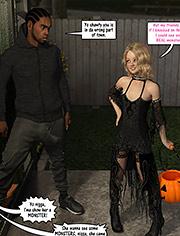 Happy Halloween: That's the biggest halloween treat I've ever seen