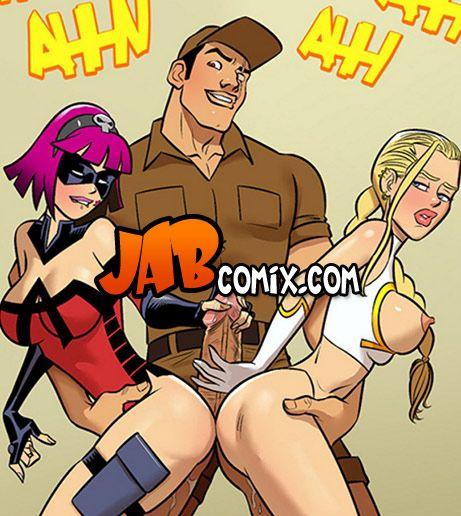 It's my turn - Jab-con issue 2