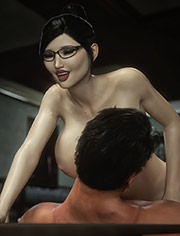 Magnum Johnson: Eliza wanted more of my cock deep inside her