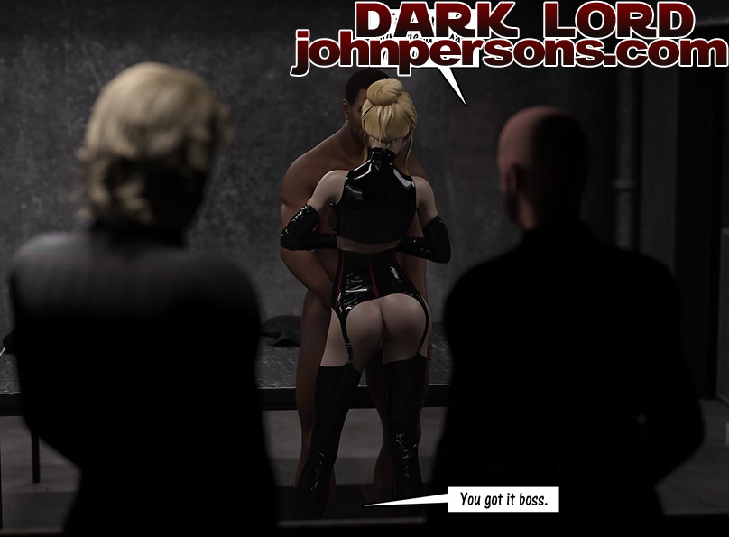 Want to cum deep in my pretty white pussy? - Christian knockers by Dark Lord