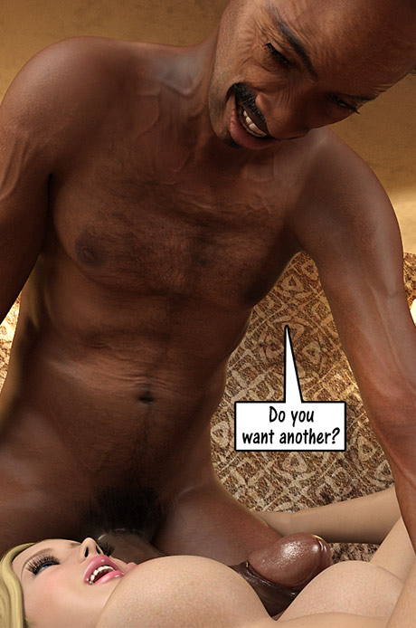 That's your first real orgasm - Christian knockers by Dark Lord