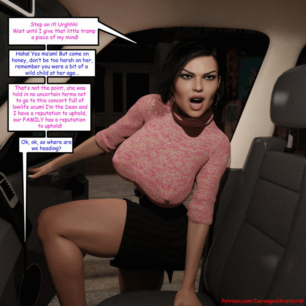 I need a big, fat, cock like that in my life - Rapper's Bangbus by Deranged Aristocrat (DA)