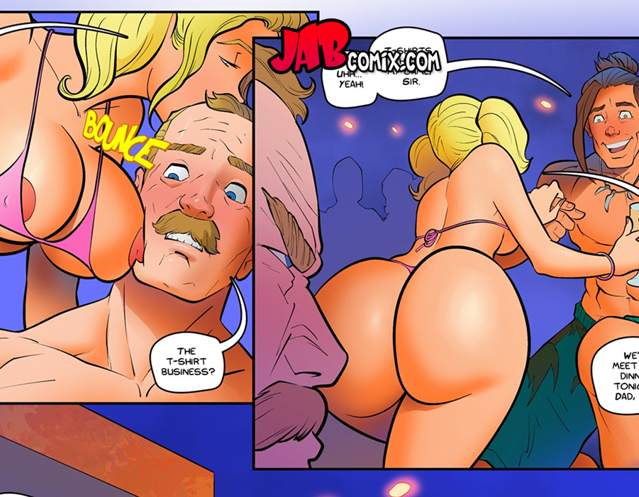 Biggest wang on the web - Bubble Butt Princess Issue 2 by jab comix