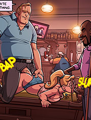 Spy games 3: I was at my favorite bar