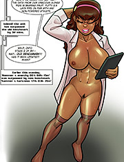 Hero Tales Comics – Dr. Gia Knome's Endurance Trials: Raise libido to uncharted levels