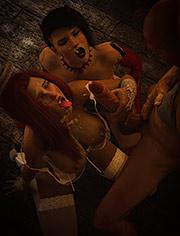 Halloween 2: Sex adventure on halloween night