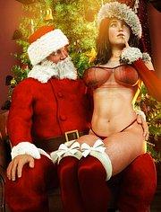 Christmas: Santa makes every wish come true