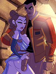 Star Wanks: Force of an uncontrollable and indomitable sexual desire