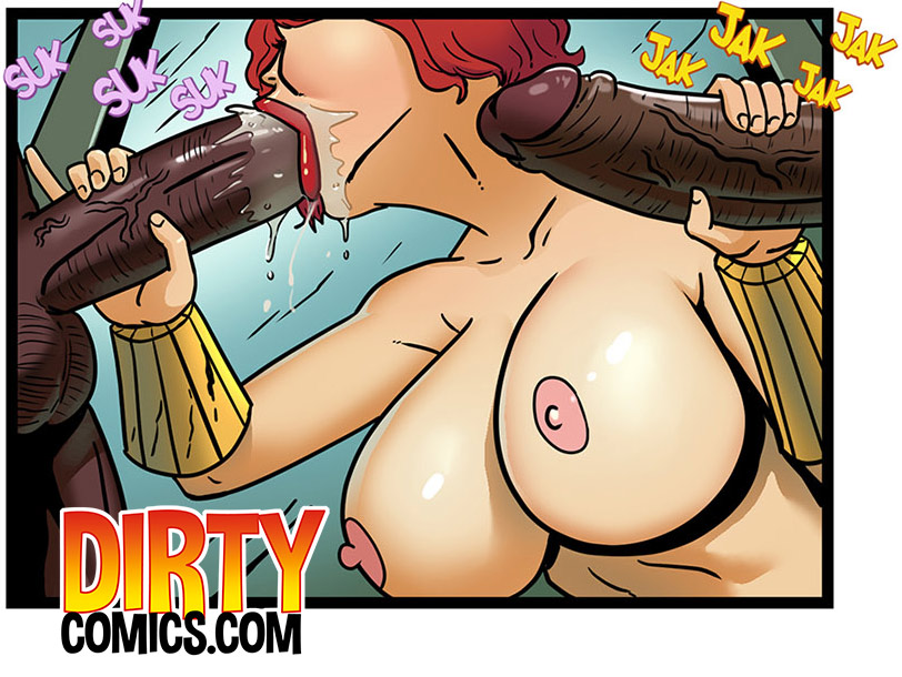 You'll have to go in through the back door - XXX Avengers black ops by dirty comics
