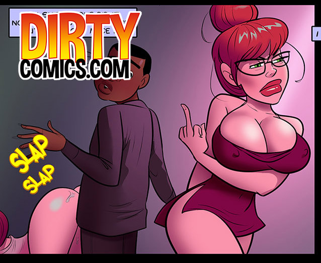 Why does Nara have to twerk on my dick? - Hot for Ms. Cross by dirty comics