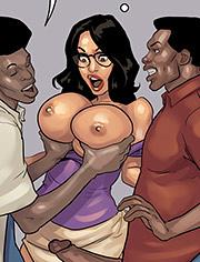 Detention 3: Oh god yo titties big as fuck